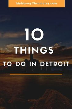 48 hours in Detroit Usa Travel Guide, Asia Travel, Travel Usa, Travel Tips, Wanderlust Travel, Beautiful Places In Usa, Some Beautiful Pictures, Visit Usa, Visit Canada