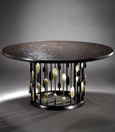 Herve Van der Straeten, Table Modulation 375  Edition 30