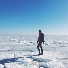 Ice Land | rankinspace | VSCO Grid®