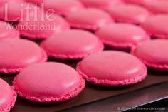 Macarons (receta de Paco Torreblanca) | Little Wonderland