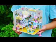 DIY MINIATURE HOUSE YOUTH EVER TUTORIALS / Nanay Qhey Diys, Youth, Miniatures, Tutorials, Frame, Home Decor, Picture Frame, Bricolage, Young Man