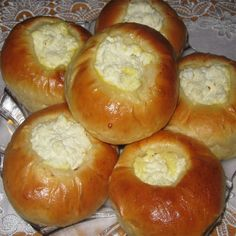 Sütés nélküli vaníliás süti recept Bagel, Hamburger, Bread, Food, Brot, Essen, Baking, Burgers, Meals