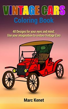 #eBook: Vintage Cars: 40 Designs For Your Eyes And Mind; Use Your Imagination To Restore Vintage Cars https://www.amazon.com/Vintage-Cars-Designs-imagination-restore-ebook/dp/B01KO3X522%3FSubscriptionId%3DAKIAI72JTXNWG65ZO7SQ%26tag%3Dzdn-20%26linkCode%3Dxm2%26camp%3D2025%26creative%3D165953%26creativeASIN%3DB01KO3X522 (via @zedign)
