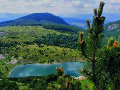 Šatorsko Lake is glacial lake in Bosnia and Herzegovina at heights of 1488 m below Šator mountain (1872 m) in the Dinaric Alps.