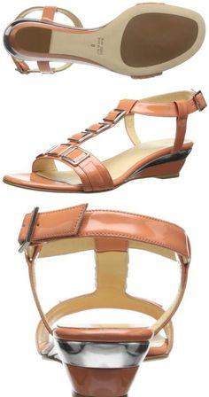 Aquatalia Womens Nella Wedge Sandal