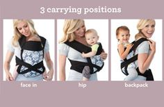 The Sash is based on a centuries-old style of babywearing called Mei Tai. This carrying position allows for maximum comfort and flexibility. With so many ways to wear the Sash, you can feel free to customize your own look and fit. The wrap and tie carrier design naturally adjusts to your own body and grows with baby for years of comfortable use. #BabyWearing #BabyCarrier