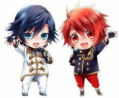 uta no prince-sama tokiya chibi I love him <3
