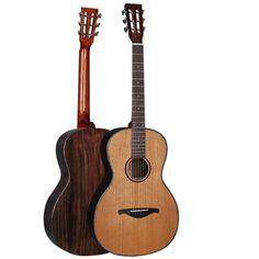 "Solid Korean Pine Body Guitarra 38"" Mini Guitar Classic Guitar In Stock Free Shipping #Affiliate"