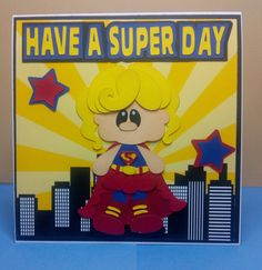 Treasure Boxes, Box Design, Paper Piecing, Scrapbooking Layouts, Superman, Wonder Woman, Day, People, Cards