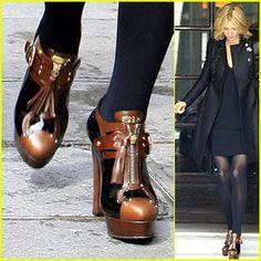 Gwyneth Paltrow. LOVE this look.