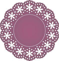 Cheery Lynn Designs - Die - Mandy Doily