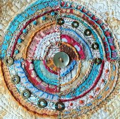Jane Lafazio style recycled circles