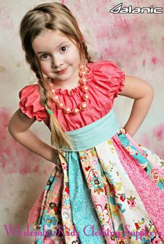 Online Suppliers Showcase Attractive #Toddler #Easter #Dresses