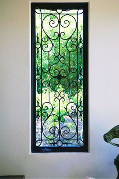 Window Grill, Window Grill direct from Shinegolden Steel Craft Co. Iron Windows, Iron Doors, Windows And Doors, Window Grill Design Modern, Window Design, Iron Window Grill, Burglar Bars, Window Bars, Wrought Iron Stairs