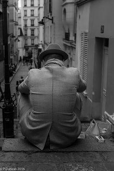 https://flic.kr/p/HNTEyw | L'homme au chapeau