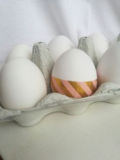 Ester egg, made with masking tape from Flyig Tiger of Copenhagen #piahollo #decopia