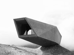faceted cantilever