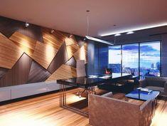 Vero Concept Architects – Aliağa Ofis: tarz Ofis Alanları