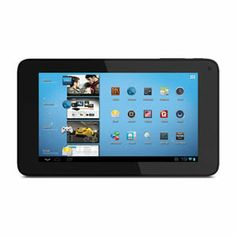 Coby Kyros 7 inch Android 4 GB internet tablet with capacitive 9 multi-touch widescreen and integrated camera, black Source by Welcome To Christmas, Christmas Gifts, Cheap Internet, Penny Auctions, Cool Notebooks, Multi Touch, Tablets, Amazon Deals, Android 4
