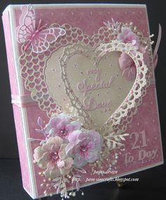 21st mock book for someone special