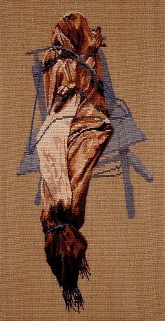 Barbara Heller woven Tapestry