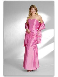 Discount Romantic Bridals Bridesmaid Dress 4119