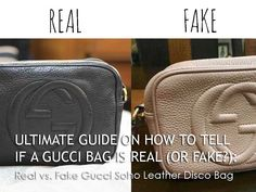 After our real vs. fake Gucci bag comparison for Gucci Abbey Messenger bag 21a3748d2c98b