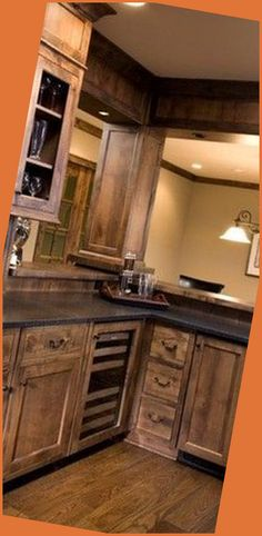 Rustic Kitchen Decor includes tableware sets, dinnerware, table linens, accessories. #woodart #designer #home...