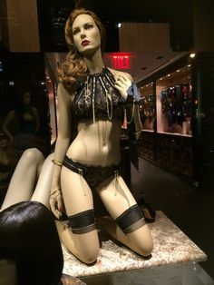 Agent Provocateur shop in Madison Ave (New York, NY) - Shot Sep. 22, 2014 by GordnPym