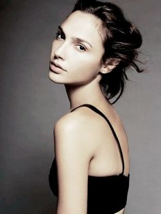 Gal Gadot - Love her! Great choice for Wonder Woman!
