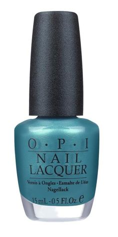 OPI Teal the Cows Co
