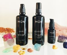MUN Skincare has been a long-time favorite of mine (my thoughts here and here), and I'm excited that they've added a new product to the lineup! The Akwi Purifying Cleanser. I've been waiting for MUN to introduce a cleanser, and I am really pleased with it....