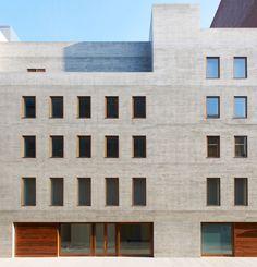 David Zwirner Gallery Architecture