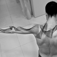 Simple Yet Strong Line Tattoo Designs (43)