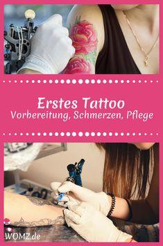 Fur Immer Gestochen Scharf Wie Pflege Ich Mein Tattoo Richtig