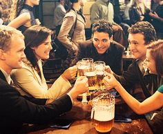 How I Met Your Mother, I'm really going to miss it when it's over