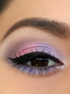 Purple and Coral for