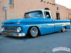 Considered an icon by many, the Chevrolet truck has had its place cemented in worldwide automotive cultures since the very first truck rolled off the assembly line in ...