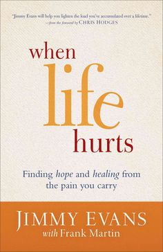 Well-known pastor and counselor provides hope and healing for anyone who is experiencing unresolved emotional pain, releasing them to chart a new and better future.