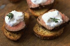 This pungent yet cool and creamy horseradish sauce wakes up the palate, making it perfect to serve with a roasted prime rib. Not to mention sandwiches.