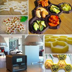 3D Printing Food foodini 3D Printer... Eat your heart out... or any other 3D item because 3D food .... Yes FOOD printing is here now & is only getting bigger!  Google 3D food printing people if you want your mind & mouth blown!