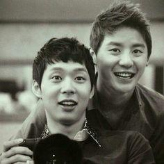 Yoochun & Junsu