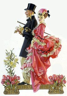 JC Leyendecker illustration