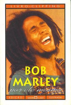 *Bob Marley - Por ele mesmo* by Marco Antonio Cardoso. More fantastic books, pictures and videos of *Bob Marley* on: https://de.pinterest.com/ReggaeHeart/