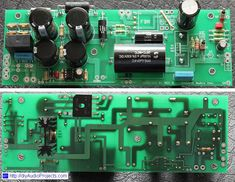 Final Connections - KT88 Tube Amp Kit Tube, Audio, Amp