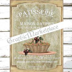 Patisserie Cupcake Tarte Cake Confiserie by GraphicMarketplace