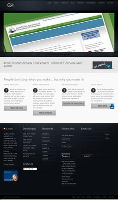 Website 'http://roxxstudiodesign.com'