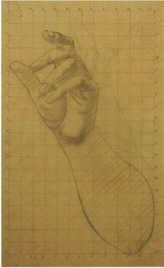 "Twentieth Century British Art by Sir Thomas Monnington: ""Study for St. Luke's Printing Works, c. Art Studies, Drawing Art, Modern Art, It Works, Pencil, Sketch, Printing, Study, Paper"