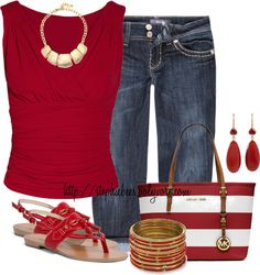 """Michael Kors"" by stephiebees on Polyvore"