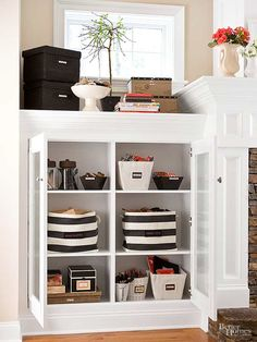 <p>Conquering the clutter is a never-ending task. But doing it beautifully? That's a chore we can get behind. These 16 storage trends max out function and design smarts to help you get a more organized home.</p>